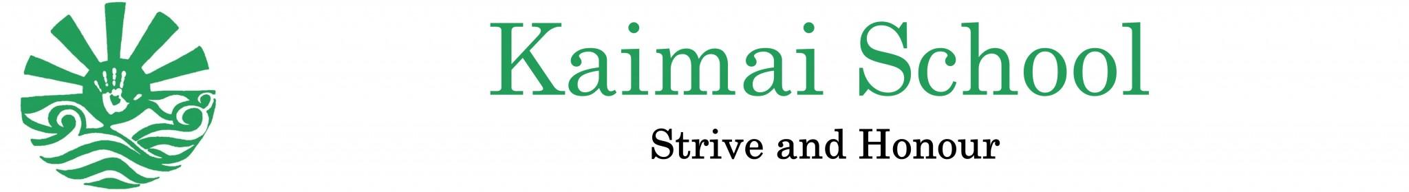 Kaimai School Logo